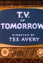 T.V. of Tomorrow Poster