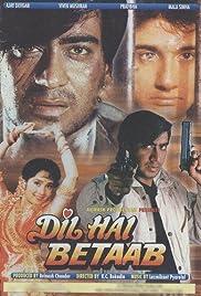 Dil Hai Betaab Poster