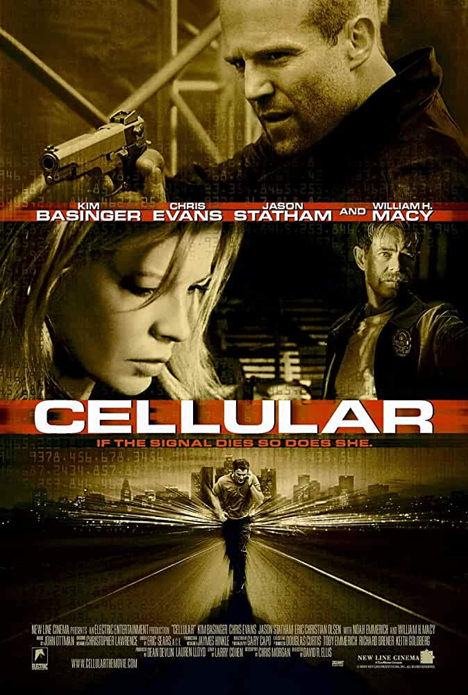 Poster Cellular 2004 Full Movie Free Download in Hindi Dubbed