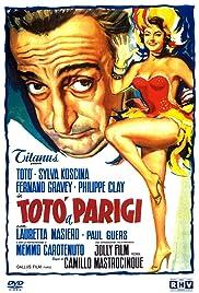 Totò a Parigi Poster