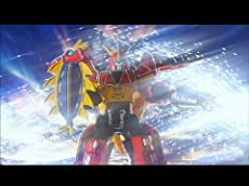 Power Rangers: Dino Charge Resurgence