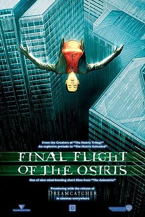 Final Flight of the Osiris poster