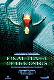 Final Flight of the Osiris Poster