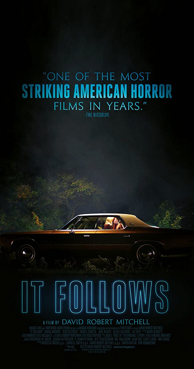Jis tave seka / It Follows (2014) Online