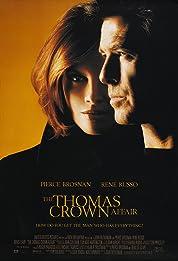 The Thomas Crown Affair poster