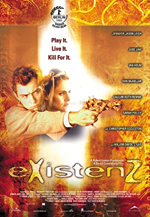 eXistenZ poster