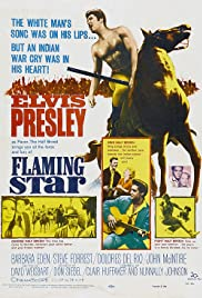 Flaming Star (1960) Poster - Movie Forum, Cast, Reviews