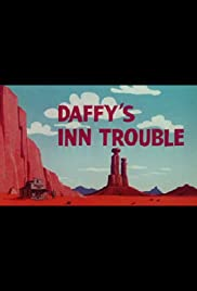 Daffy's Inn Trouble Poster