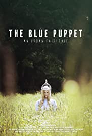 The Blue Puppet Poster