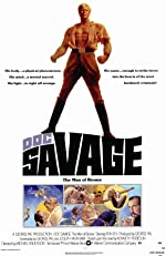 Doc Savage The Man of Bronze(2016)