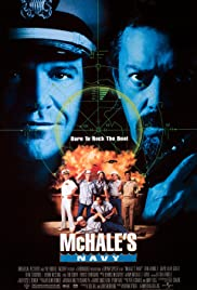 McHale's Navy (1997) Poster - Movie Forum, Cast, Reviews