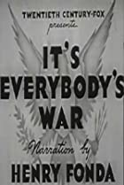 Image of It's Everybody's War