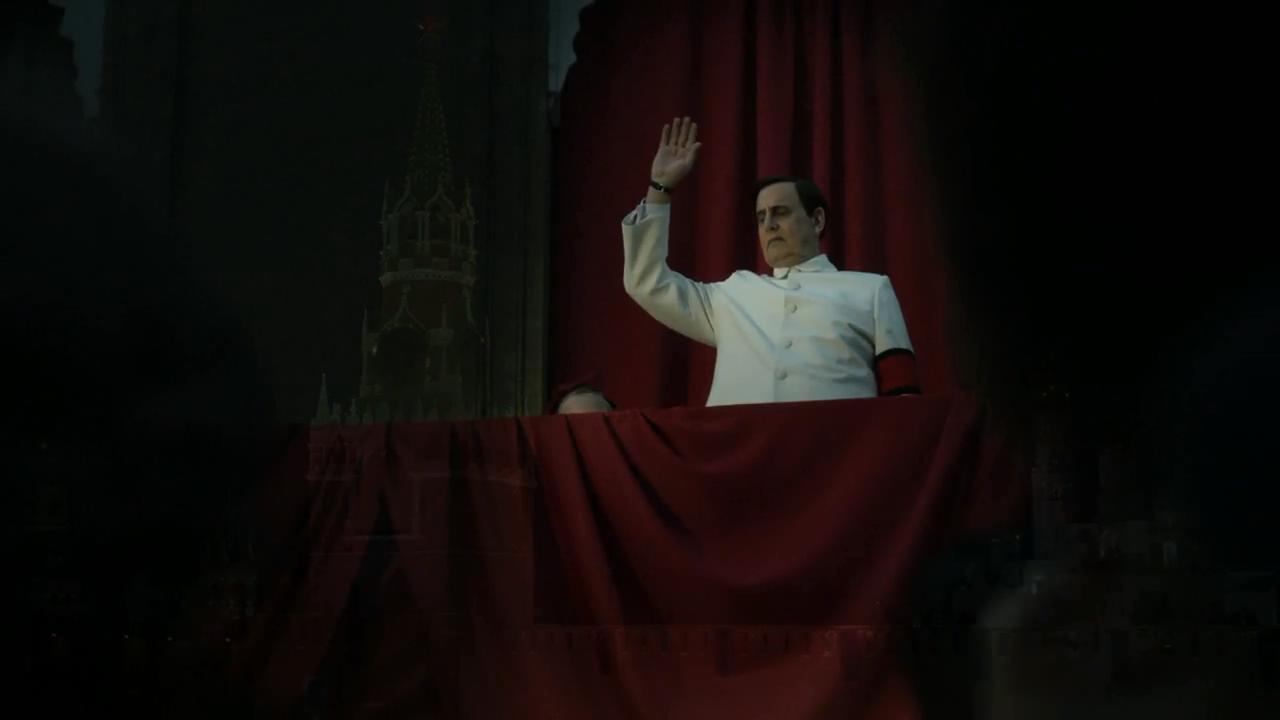 Jeffrey Tambor in The Death of Stalin (2017)