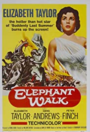 Elephant Walk (1954) Poster - Movie Forum, Cast, Reviews
