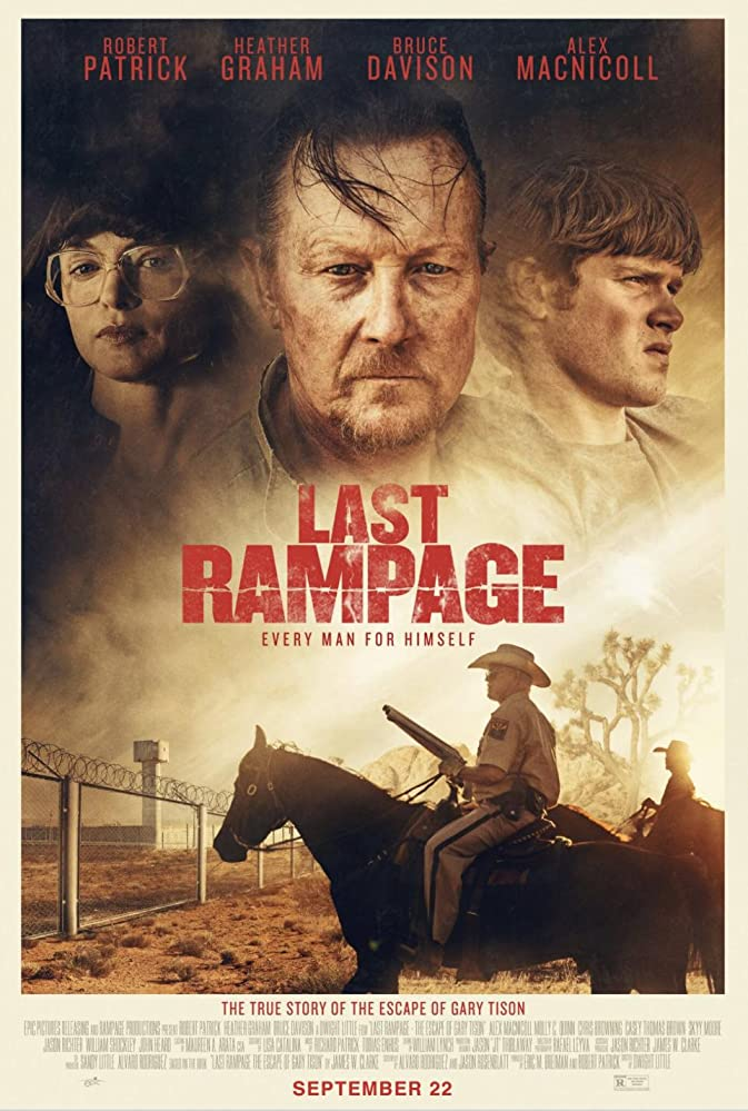 Last Rampage - The Escape Of Gary Tison 1080p NL-subs