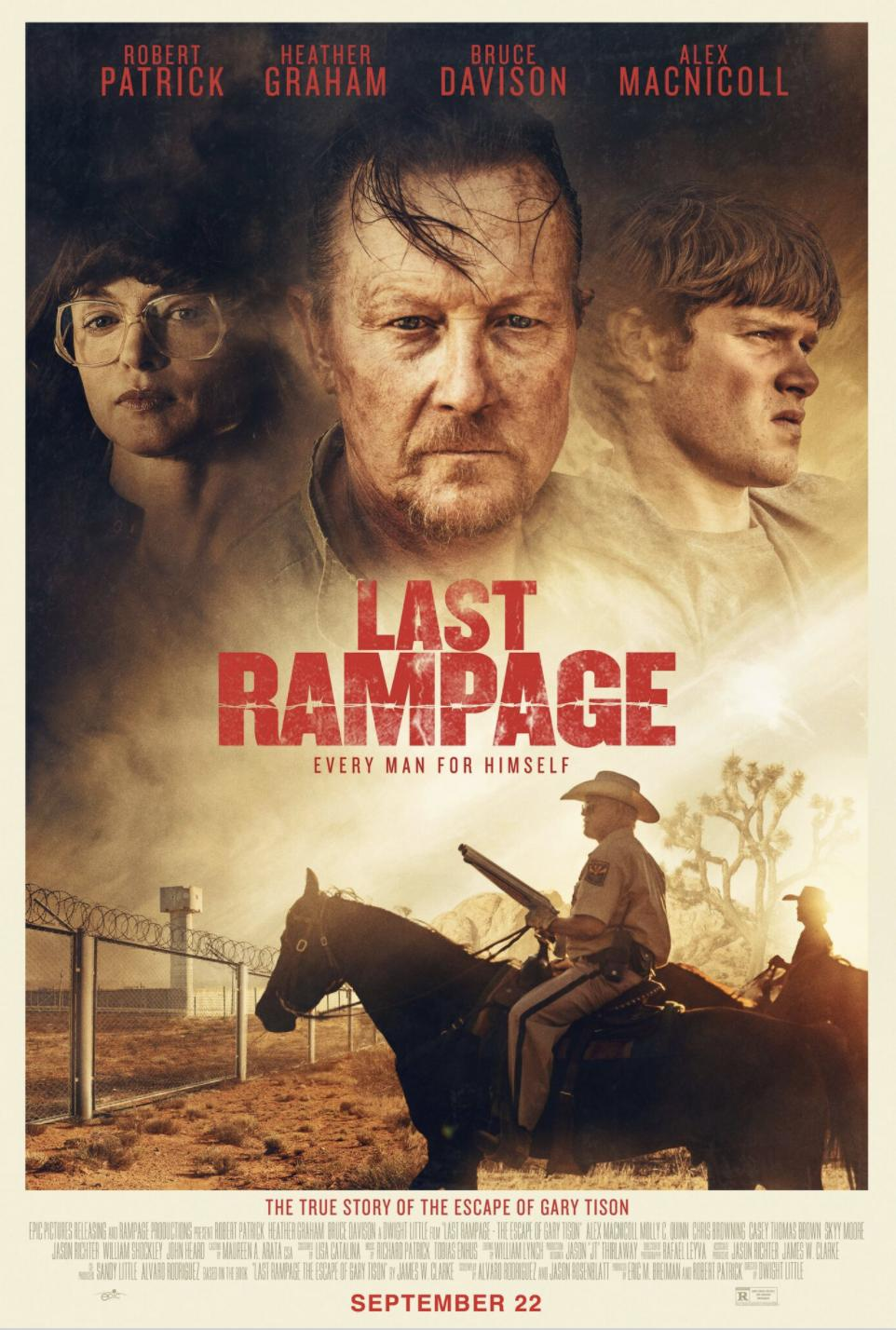 image Last Rampage: The Escape of Gary Tison Watch Full Movie Free Online