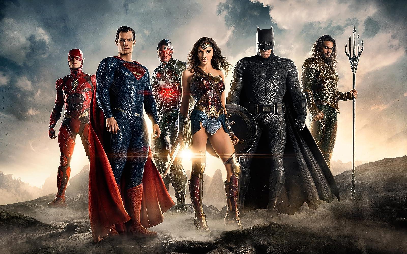 Resultado de imagen de justice league imdb