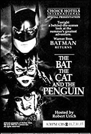 The Bat, the Cat, and the Penguin Poster