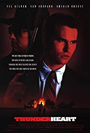 Thunderheart (1992) Poster - Movie Forum, Cast, Reviews
