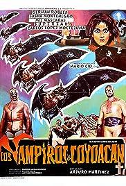 Los vampiros de Coyoacán Poster