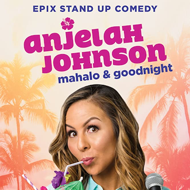 Anjelah Johnson-Reyes in Anjelah Johnson: Mahalo & Good Night (2017)
