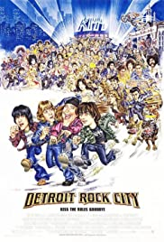 Detroit Rock City (1999) Poster - Movie Forum, Cast, Reviews