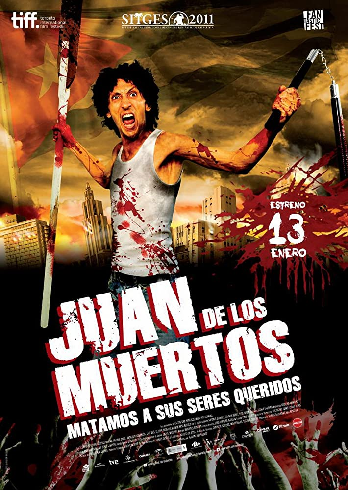 Juan of the Dead, Juan de los Muertos