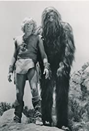 Bigfoot and Wildboy Poster