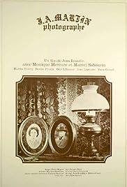 J.A. Martin photographe Poster