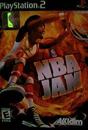 NBA Jam 2004 Poster