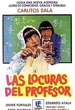 Las locuras del profesor