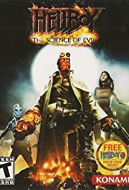 Hellboy: The Science of Evil(2008) Poster - Movie Forum, Cast, Reviews