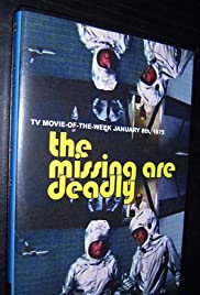 The Missing Are Deadly Poster