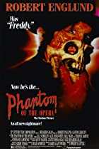 The Phantom of the Opera (1989) Poster
