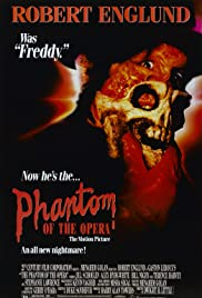 The Phantom of the Opera (1989) Poster - Movie Forum, Cast, Reviews