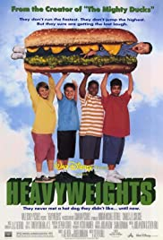 Heavy Weights (1995) Poster - Movie Forum, Cast, Reviews
