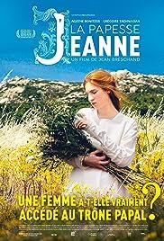 La papesse Jeanne Poster