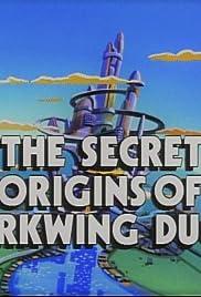 The Secret Origins of Darkwing Duck Poster