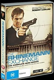 The Rhinemann Exchange Poster - TV Show Forum, Cast, Reviews