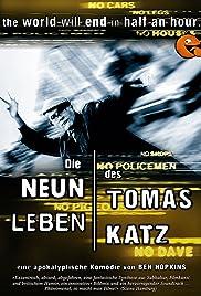 The Nine Lives of Tomas Katz Poster