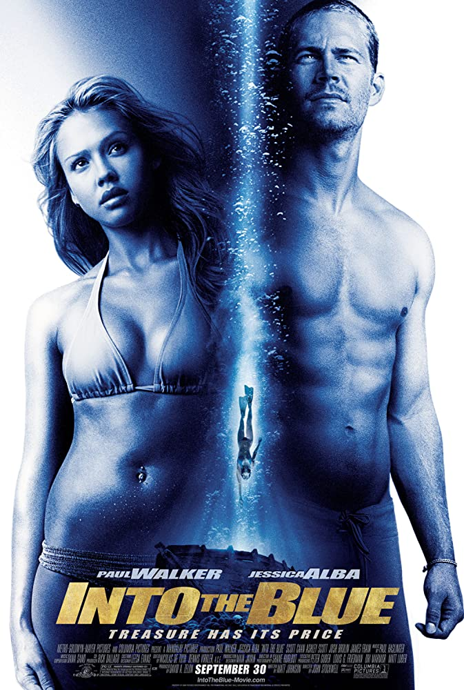Into the Blue 2005 720p HEVC BluRay x265 400MB