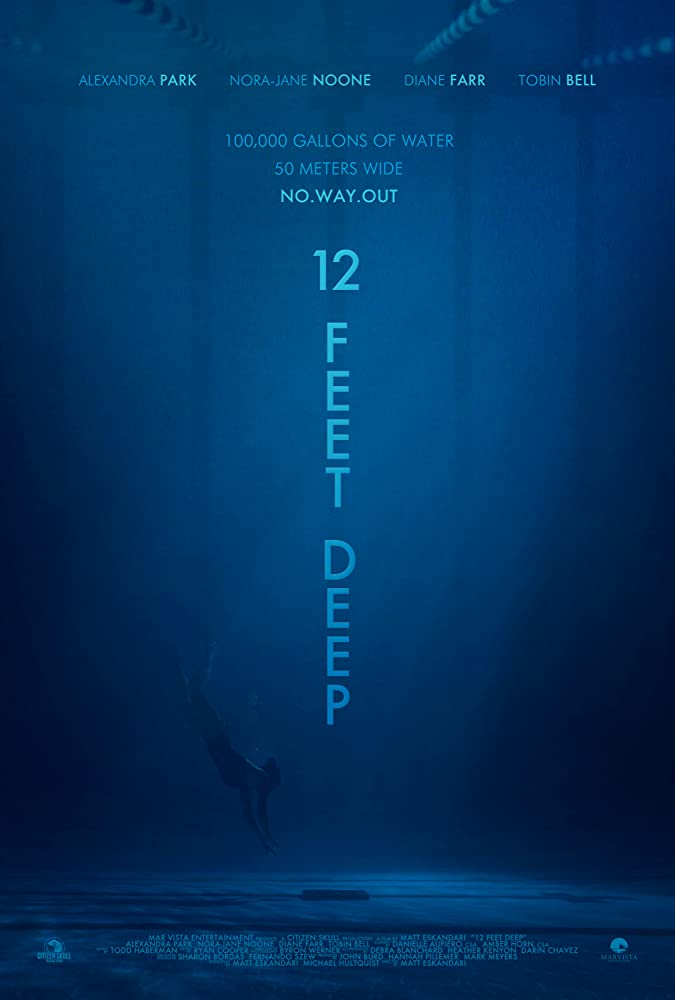 12 Feet Deep (2017) Subtitle Indonesia