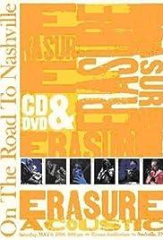 Erasure: On the Road to Nashville Poster