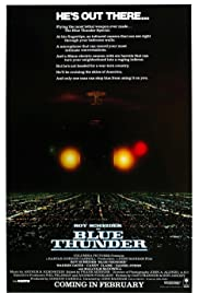 Blue Thunder (1983) Poster - Movie Forum, Cast, Reviews