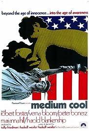 Medium Cool Poster
