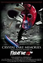 Primary image for Crystal Lake Memories: The Complete History of Friday the 13th