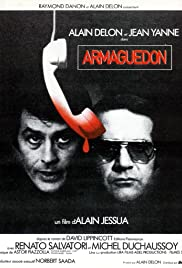 Armaguedon Poster