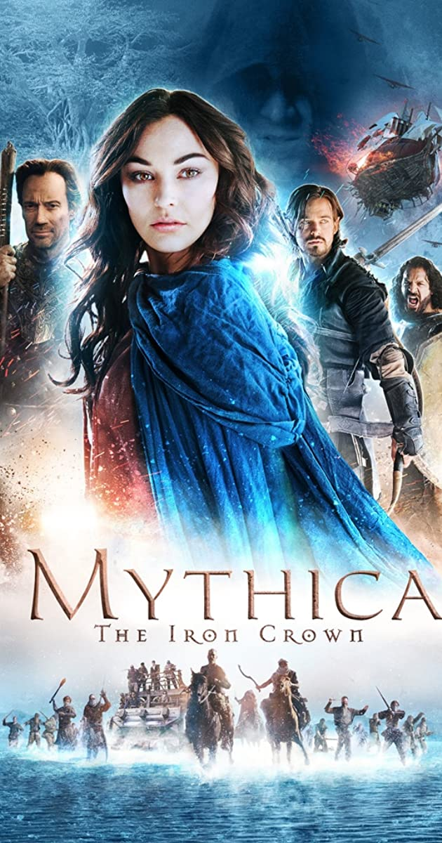 Mythica: The Iron Crown (2016) - IMDb