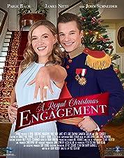 A Royal Christmas Engagement (2020) poster