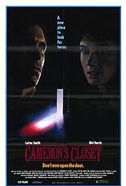 Cameron's Closet(1988) Poster - Movie Forum, Cast, Reviews